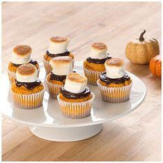 Pumpkin S'mores Cupcakes at Big Lots.
