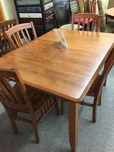 birchwood table