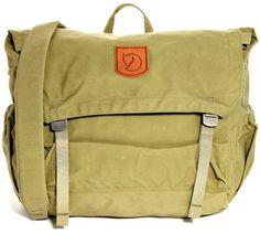 Fjallraven Foldsack No 2 Messenger Bag in Green for Men | Lyst