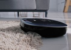 LG Hom-Bot Turbo+ Carpet Dandy Gadget