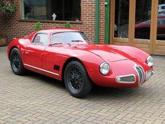 1968 ATL Alfa Romeo 2000 Sports Coupe