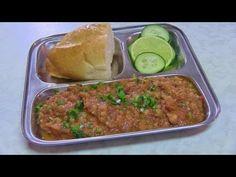 Jain Pav bhaji - No onion garlic Pav Bhaji video recipe -  Vegan Recipe by Bhavna   Share, Repin, Like Thankx :)