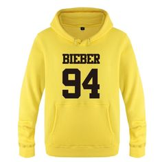 2017 Men Women Spring Autumn Justin Bieber Pullover Clothing Casual Sweatshirts Hoodies Jacket Coat #Affiliate