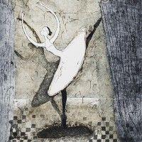 by Emmi Vuorinen Illustrations, Illustration Art, Collages, Water Lilies, Printmaking, Moose Art, Helmet, Bloom, Drawings