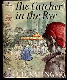 The Catcher In The Rye- If there was ever a book that could capture all the feelings teenagers experience, this would be it.