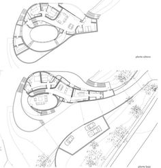 Discover recipes, home ideas, style inspiration and other ideas to try. Form Architecture, Library Architecture, Parametric Architecture, Architecture Concept Drawings, Futuristic Architecture, Sustainable Architecture, Arquitectos Zaha Hadid, Architecture Organique, Church Interior Design