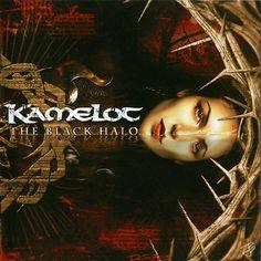 Kamelot - The Black Halo - 2005 capa do álbum original Solicitado pelo @ariofthesea