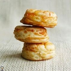 Savory Hungarian Cheese Biscuits Pogácsa Recipe (w cottage and cheddar cheese) Hungarian Cuisine, European Cuisine, Hungarian Food, Croatian Recipes, Hungarian Recipes, Hungarian Desserts, Strudel, Sandwiches, Sour Cream