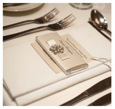 Black Tie Wedding Invitations Blog   Personalised Chocolate Favour Place Settings; Photography Memory Box Studios