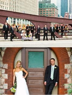 Cute bridal party pic :)  LOVE THIS