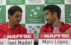 Team cuteness during today's press conference.