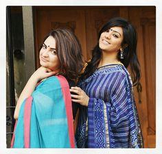 Sari love!!