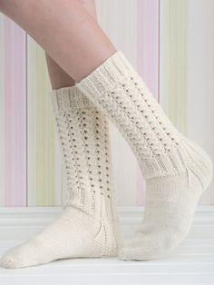 Pitsineulesukat Novita 7 Veljestä | Novita knits