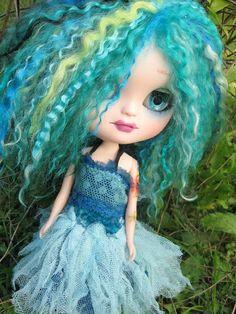 OOAK Custom Blythe Doll by cindysowers