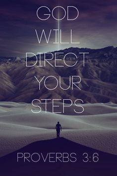 direct your steps