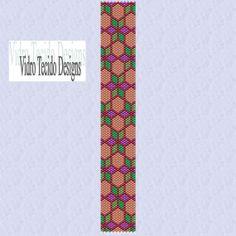 Mosaic 2 Peyote Pattern