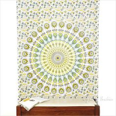 yellow tapestry - Google Search