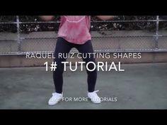 TUTORIAL CUTTING SHAPES - by Raquel Ruiz - YouTube