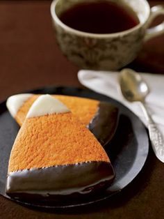 Image result for candy corn cookies