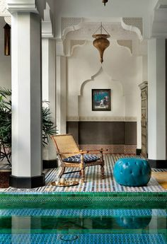 Moroccan Style | pool | gordon stein designs