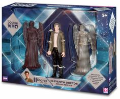 Doctor Who B&M Exclusive 5″ 11th Doctor Figure Set