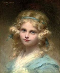 E.Cabane - Tete blonde