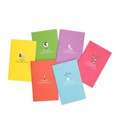 the guide to living colorfully book set, kate spade