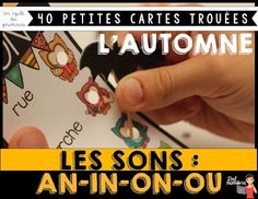 Cartes trouées:FREEBIE / Pokey Cards Math, Cycle, Playing Card, Vocabulary, Learning, Math Resources, Mathematics