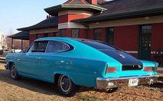 1965 amc marlin advertisement   ... Obscure Muscle Car Garage – The 1965-67 AMC Rambler Marlin