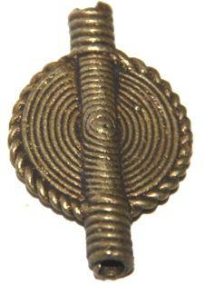 baule 35x23mm, paso 3mm. http://nellass.com/categories/CUENTAS-DE-%C3%81FRICA/cuentas-bronce/