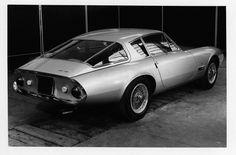 1963 FIAT G230S COUPE PROTOTYPE - coachwork by Carrozzeria Ghia of Turin.