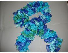 frilly scarf