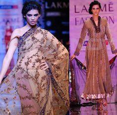 WeddingSutra Editors' Blog » Blog Archive » Manish Malhotra shows Bridal line at Lakme Fashion Week
