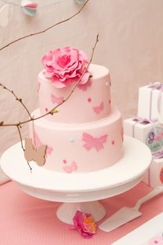 Cake Ink.: Parties for girls