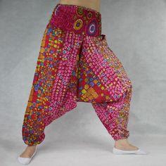 Turecké kalhoty - Aladinky - Haremky - Pumpy Orientalni KR02 Harem Pants, Fashion, Moda, La Mode, Harlem Pants, Fasion, Fashion Models, Trendy Fashion, Harem Trousers