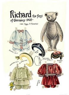 Richard, German bear 1902