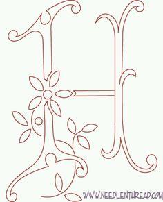 I love the letter H do u?