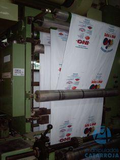 impresora de bolsas
