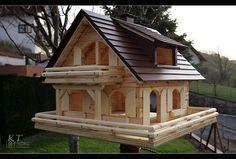 cool birdhouse!