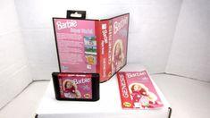 Military Box, Card Companies, Retro Video Games, Barbie, Barbie Dolls