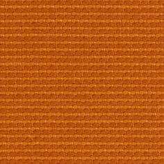 Cato Upholstery in Orange. Introduced in 1961, Cato has achieved iconic status among upholstery textiles. Primarily constructed of wool, the exaggerated texture of this pattern recalls the hand weaving tradition.  #pantone #celosia #colortrends2014