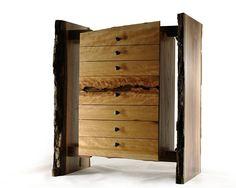 Jewelry Box Spirit of the Woods II. $585.00, via Etsy.