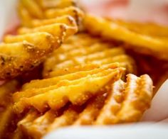 This Is How You Make Chick-fil-A's Waffle Fries