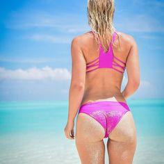 Pink Swimwear via @l