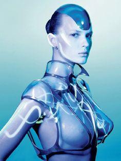 future,futuristic, futurism, sci-fi, scifi, futuristic girl, futuristic style, futuristic fashion, future fashion