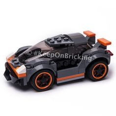 LEGO MOC 75892 Rally Car by Keep On Bricking   Rebrickable - Build with LEGO