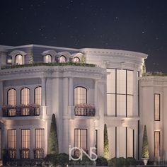 Architecture design - private residence
