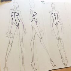 19 Ideas For Fashion Model Poses Sketches Beautiful Source by design Fashion Drawing Tutorial, Fashion Figure Drawing, Fashion Model Drawing, Fashion Model Poses, Model Art, Drawing Models, Fashion Design Sketchbook, Fashion Design Drawings, Fashion Sketches
