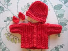 nuken vaatteet American Girl, Baby Dolls, Knitted Hats, Knit Crochet, Projects To Try, Gloves, Barbie, Embroidery, Knitting