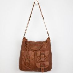 T-Shirt & Jeans Penny Lane Tote Bag Cognac One Size For Women 22515240901
